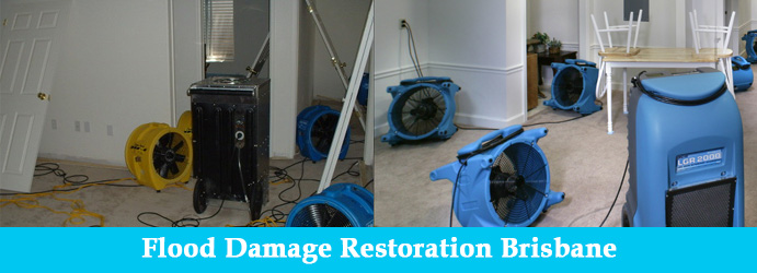 Flood Damage Restoration in Sarabah