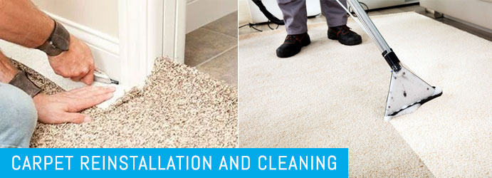 Carpet Reinstallation and Cleaning Sydney