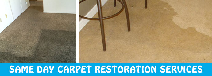 Same Day Carpet Restoration Services in Canberra