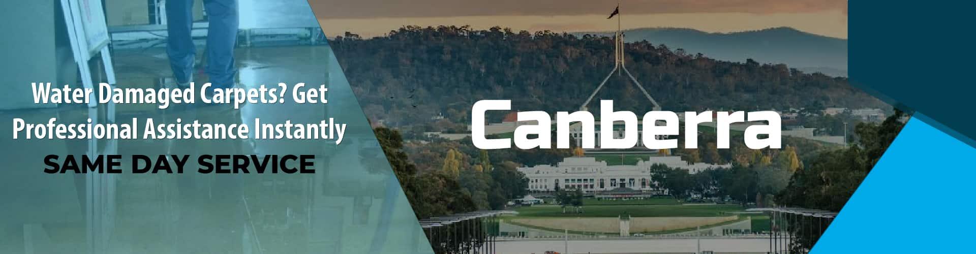 Flood Damage Restoration Canberra