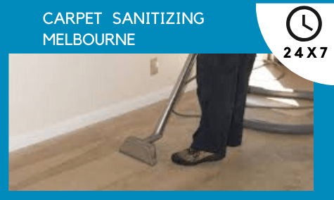 Carpet Sanitizing Melbourne
