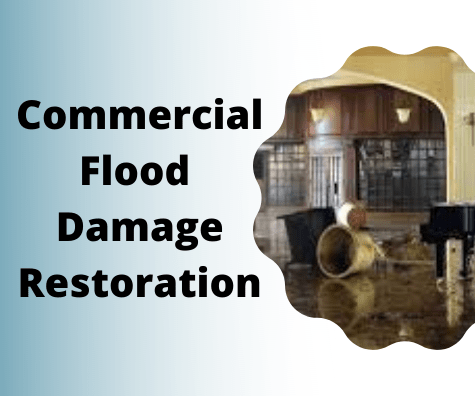 Commercial Flood Damage Restoration Melbourne